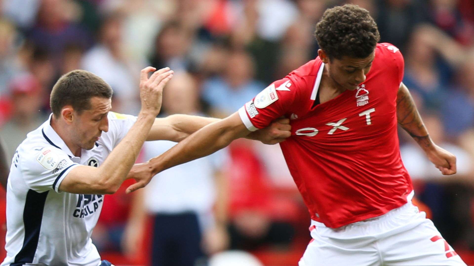 Cooper begins Forest tenure with a point