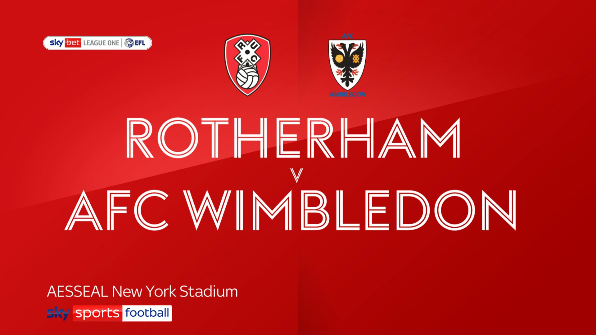 Grigg, Smith fire Rotherham past AFC Wimbledon