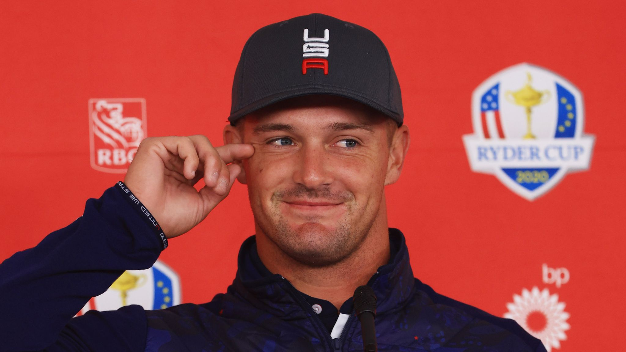 Ryder Cup 2020: Bryson DeChambeau plays down Brooks Koepka feud and hints  at 'something fun' | Golf News | Sky Sports