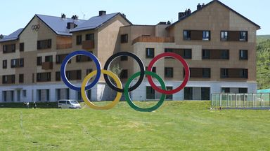 Unvaccinated participants in Beijing face 21 days in quarantine before they can leave the athletes village