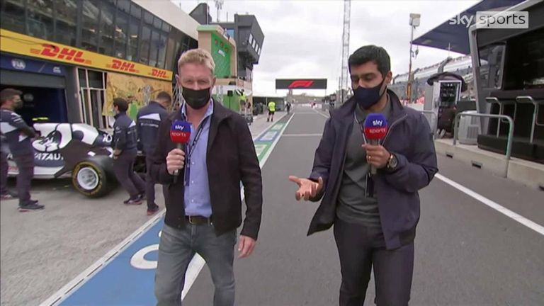 Simon Lazenby and Karun Chandhok look ahead to this weekend's Dutch GP from Zandvoort.