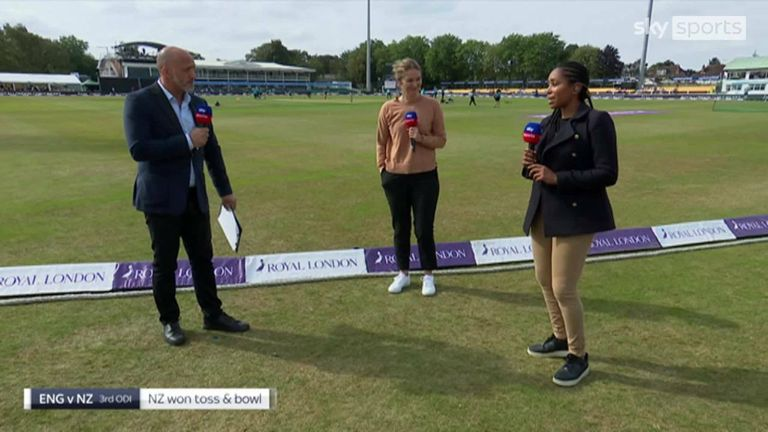 Mark Butcher, Ebony Rainford-Brent and Charlotte Edwards discuss the ramifications of the cancelled England tour to Pakistan