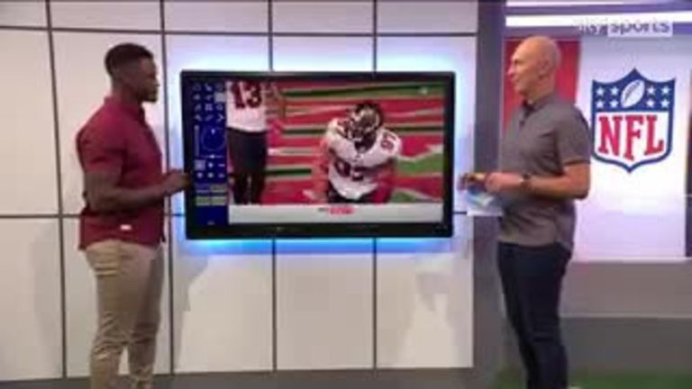 Inside The Huddle's Will Blackmon breaks down Tom Brady and Rob Gronkowski's two touchdowns in Week One, bringing them to 100 as a couple.