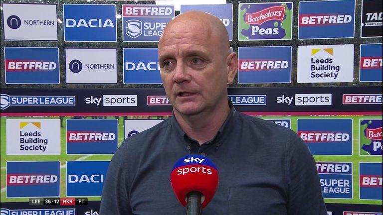 Match Report – Leeds 36 – 12 Hull KR