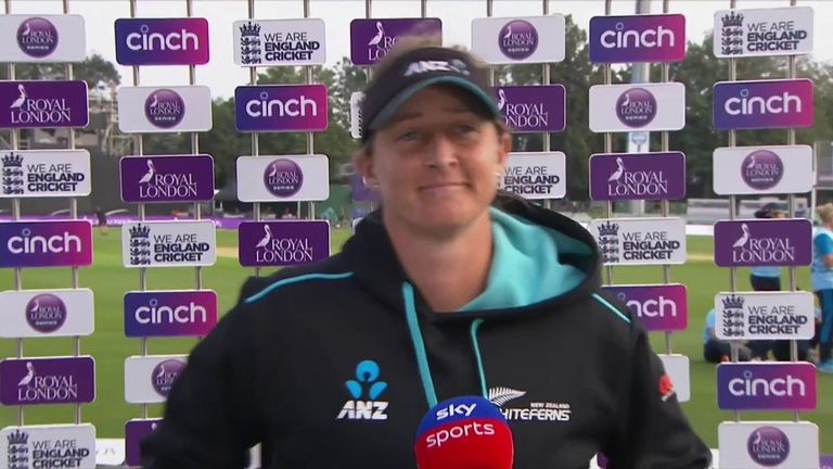 New Zealand skipper Sophie Devine admits her team will be keen to forget about their performance as soon as possible