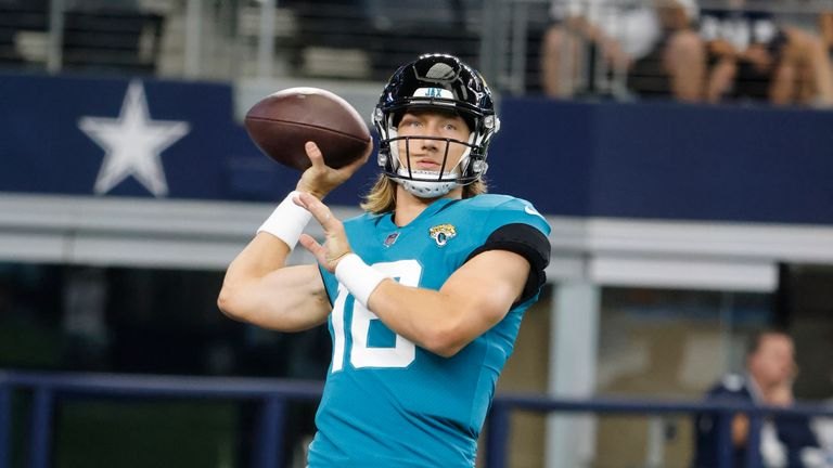 After being selected first overall by the Jacksonville Jaguars in the 2021 Draft, quarterback Trevor Lawrence reveals how he's desperate to win a Super Bowl at some point in his career