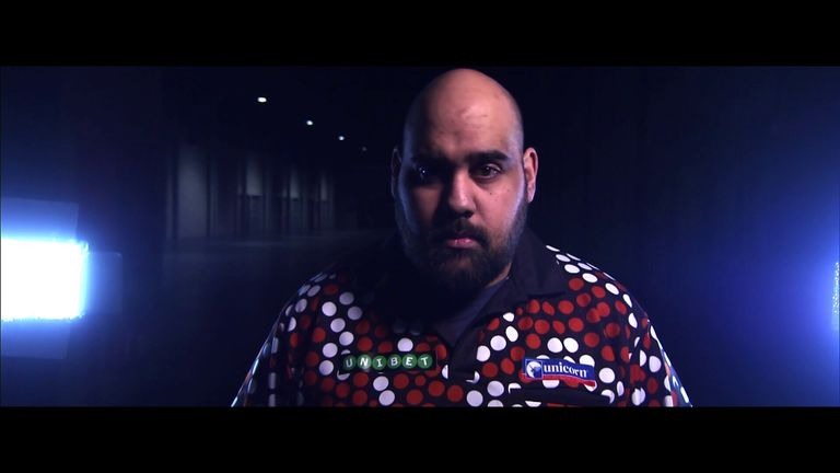 Darts pays tribute to Kyle Anderson who sadly passed away last month.