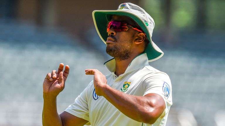Vernon Philander retired from international cricket at the start of 2020 and will now work with Pakistan's bowlers