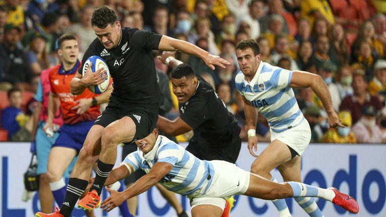 La Nouvelle-Zélande a remporté une confortable victoire 36-13 sur l'Argentine lors de son dernier affrontement au championnat de rugby