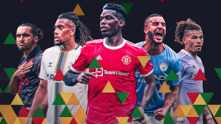 Paul Pogba, Kalvin Phillips, Dominic Calvert-Lewin, Alex Iwobi, and Kyle Walker tell us their thoughts on Black History Month