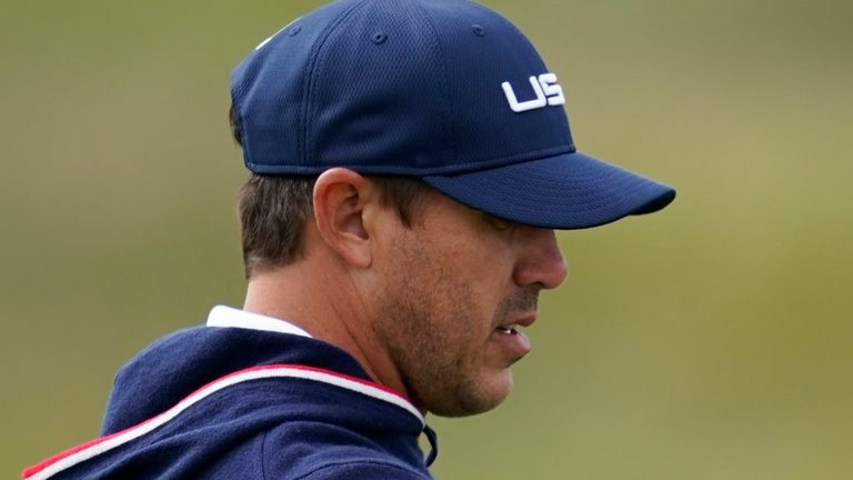 Koepka is making his third Ryder Cup appearance for Team USA