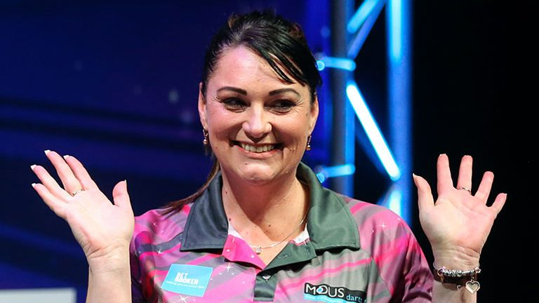 Corrine Hammond finished fourth on the Women's Series Order of Merit last year (Chris Sargeant/TipTopPics)