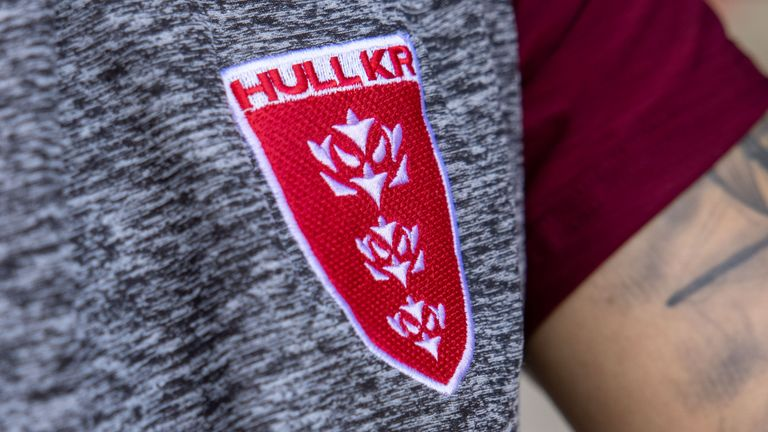 Hull KR have embraced a bold new rebrand ahead of their 140th anniversary