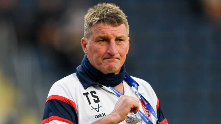 Hull KR head coach Tony Smith says that this Super League season has already been an incredible journey as they prepare to take on Catalans Dragons for a place in the Grand Final