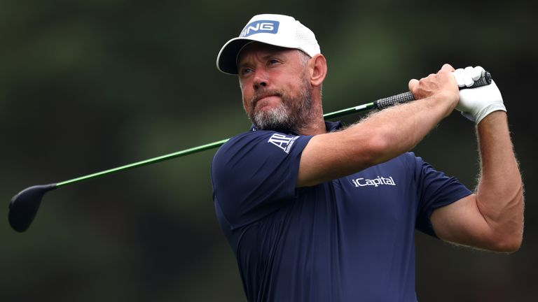 Westwood had four birdies on the back nine on Friday, including at the 17th and 18th