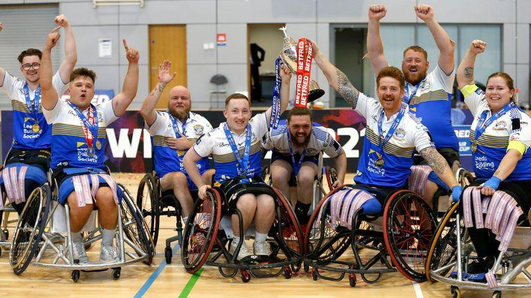 Wheelchair Super League Grand Final: Leeds Rhinos take on Leyland Warriors, live on Sky Sports |  Rugby League News