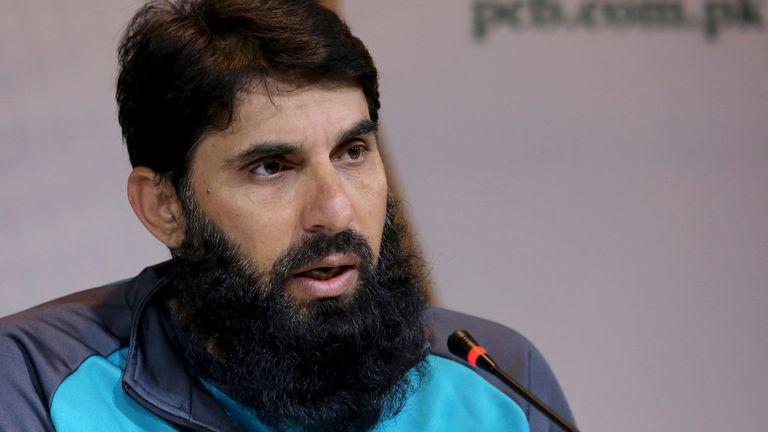 Misbah-ul-Haq has stepped down as Pakistan head coach
