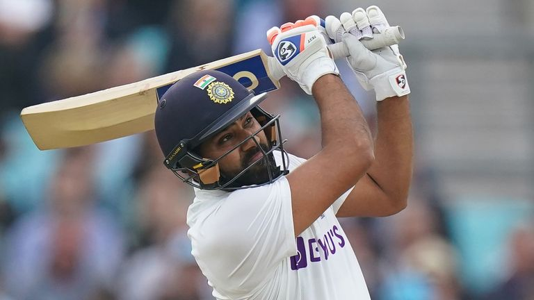 The best of the action from day three of the fourth Test between England and India from The Oval