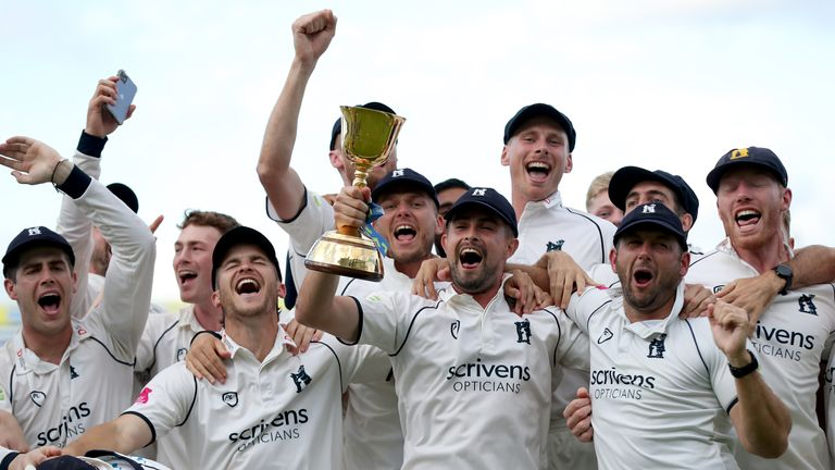 Bob Willis Trophy: Lancashire and Warwickshire prepare for Lord's final to close the English summer |  Cricket News