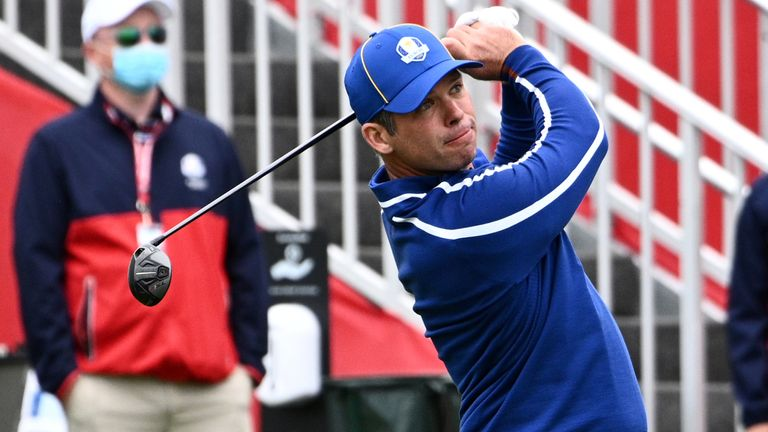 Casey has a 4-3-5 record in his previous four Ryder Cup appearances