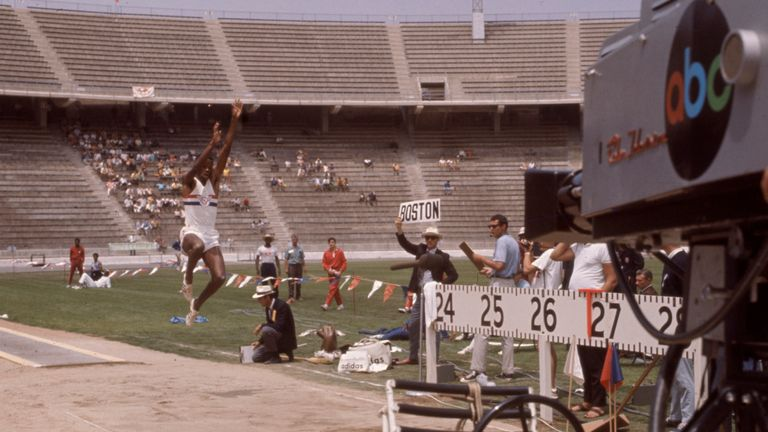 Boston at the 1968 Summer Olympics where he could only win a bronze in his final Games