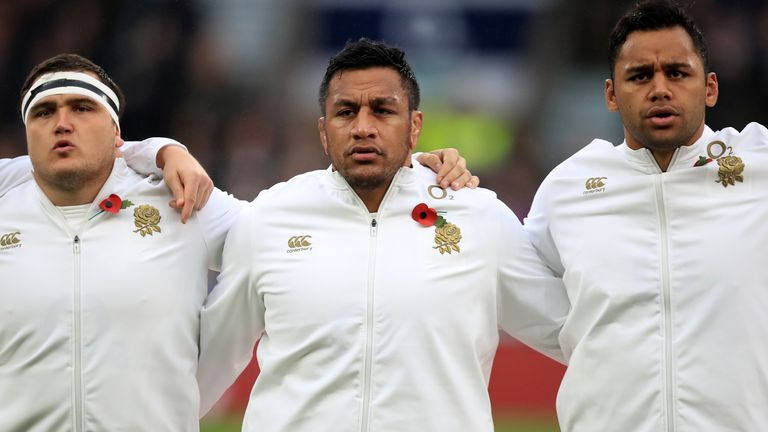 England Autumn Nations Series squad: Mako and Billy Vunipola, George Ford, Jamie George out;  Adam Radwan, Raffi Quirke, Jamie Blamire, in |  Rugby Union News
