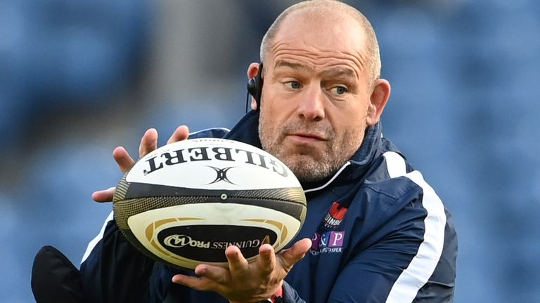 Richard Cockerill has joined Eddie Jones' England coaching ticket