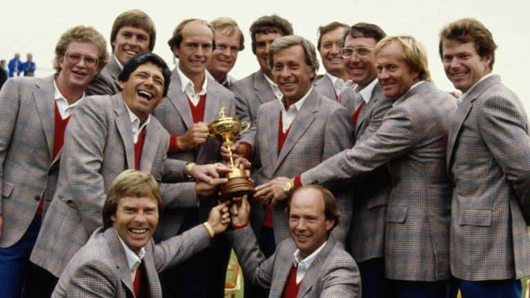The USA team of 1981 was one of the strongest in history