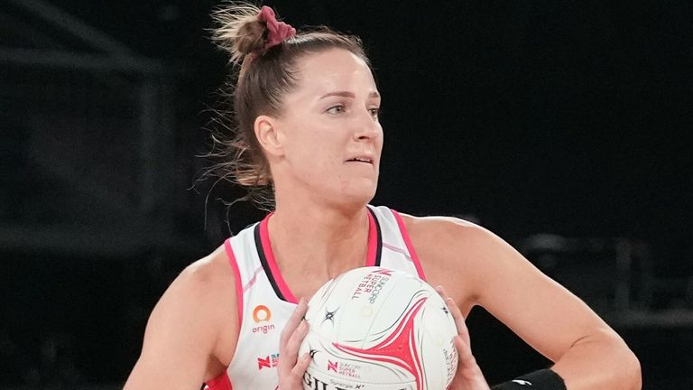 Shadine van der Merwe brings further international experience to Manchester Thunder's roster