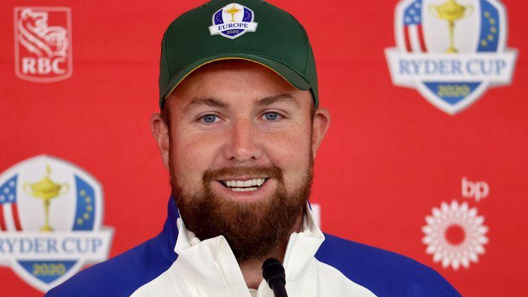 Shane Lowry est l'une des trois recrues de l'équipe européenne de la Ryder Cup