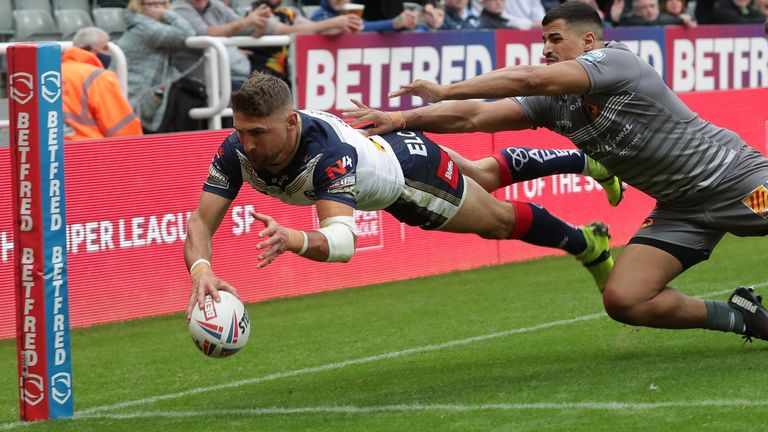 Tommy Makinson and St Helens, despite finishing second in the standings, may well go on to win the big one in 2021
