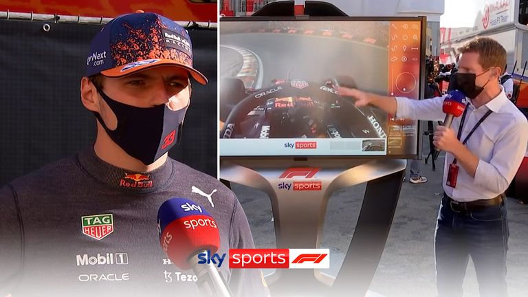 Max Verstappen joins Anthony Davidson to take us through his pole lap in front of his home fans at the Dutch GP