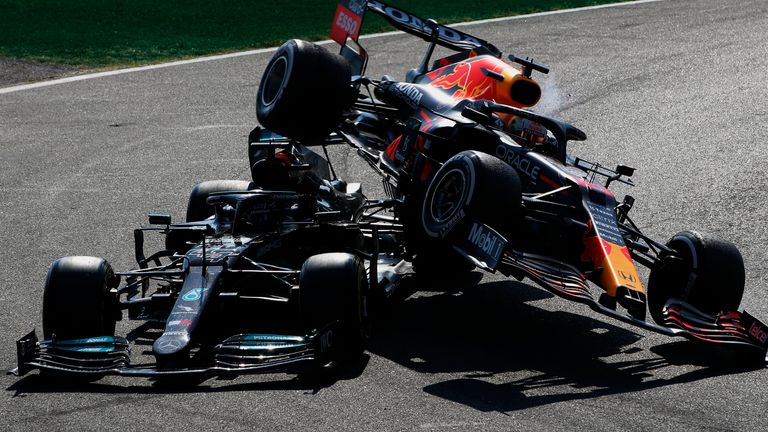 Grand Prix Drivers' Association chairman Alex Wurz believes Max Verstappen and Lewis Hamilton are 'very likely' to crash again this season following their collisions at Monza and Silverstone