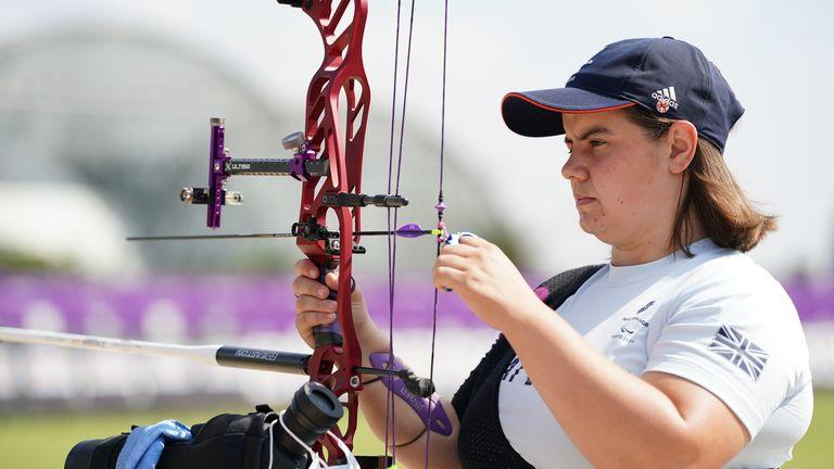 Victoria Romare na své první paralympiádě získala bronzovou medaili