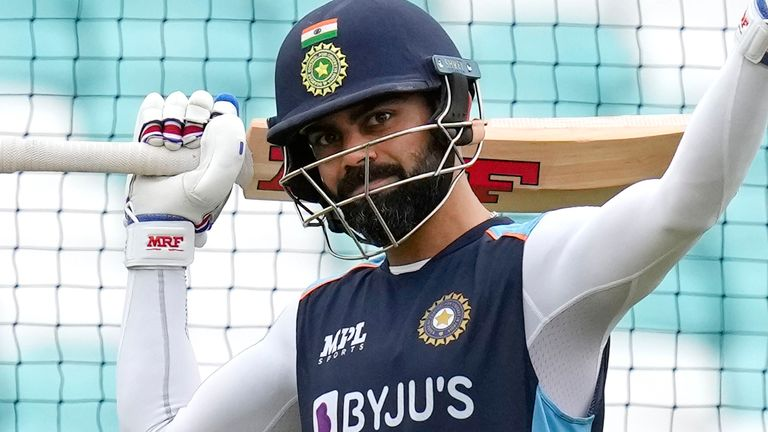Earlier this week, Kohli confirmed he will stand down as India's T20 captain following the impending World Cup