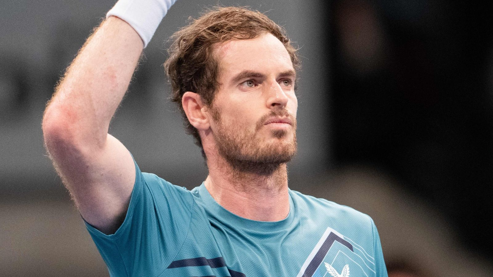 Andy Murray says it's just a matter of time before he makes a breakthrough after his Vienna Open defeat