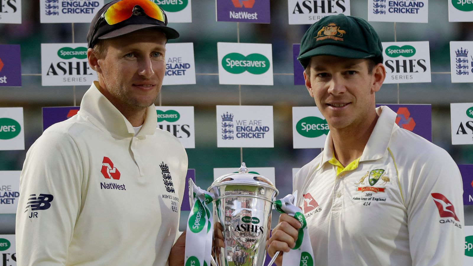 Tim Paine: Australia captain says Ashes will go ahead 'whether Joe Root is here or not'