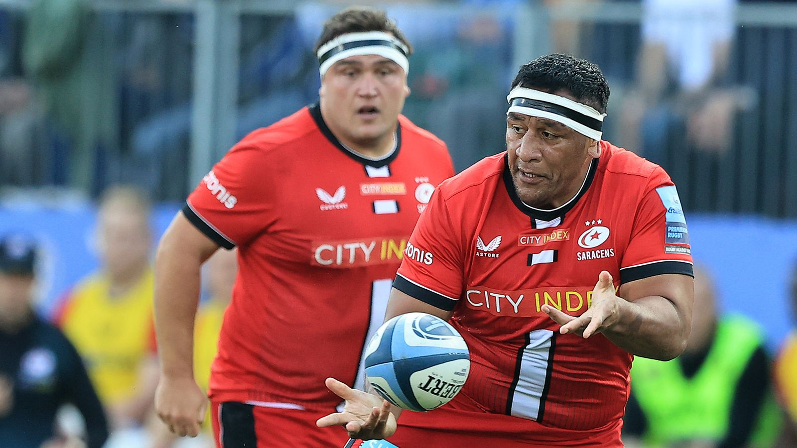 Mark McCall: I'll be amazed if Saracens trio don't get England recalls
