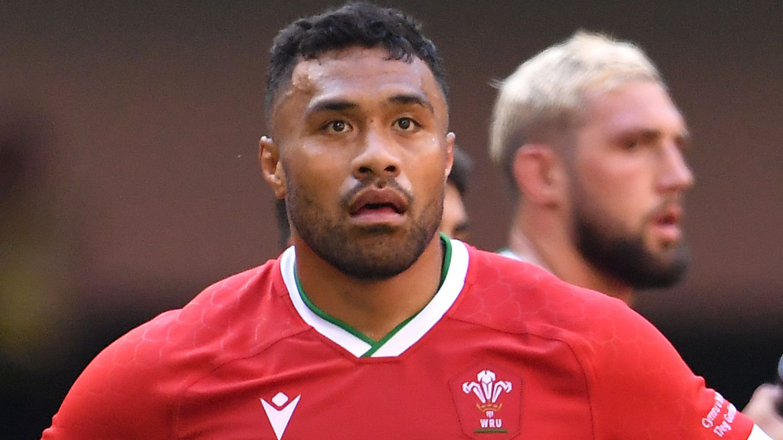 Willis Halaholo: Wales centre to miss All Blacks match after positive Covid test