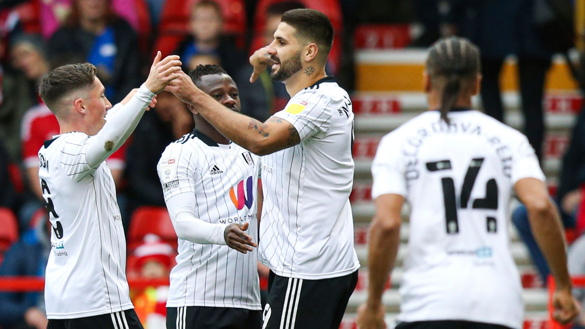 Mitrovic double helps Fulham thrash Forest