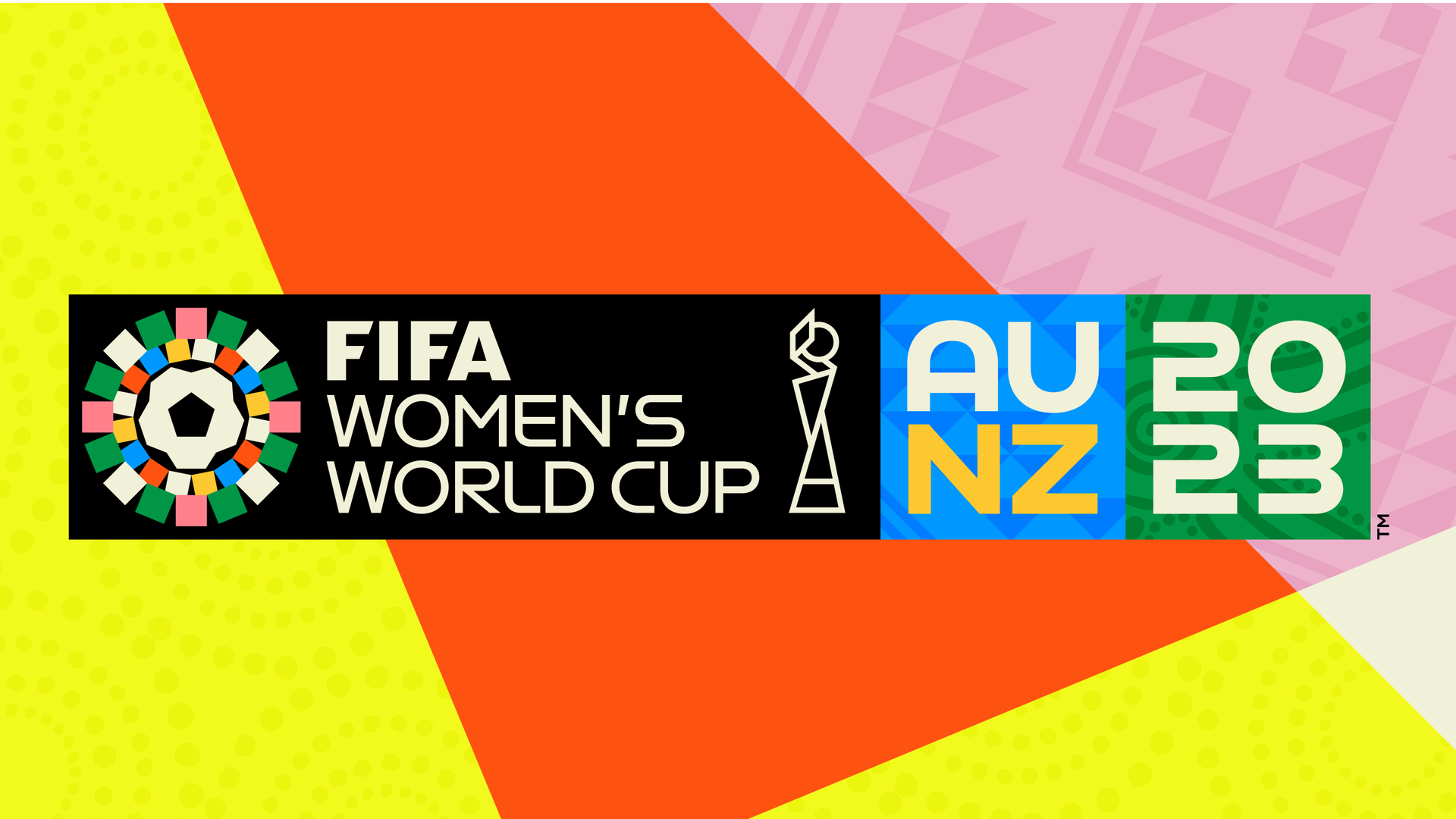 Logo and slogan for 2023 Women's World Cup released