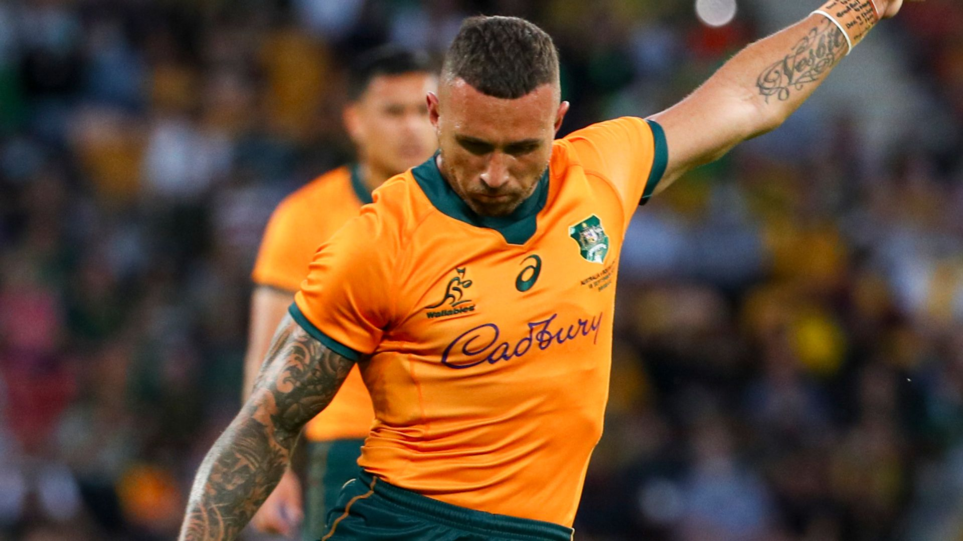 Cooper joins absentees from Wallabies GB tour