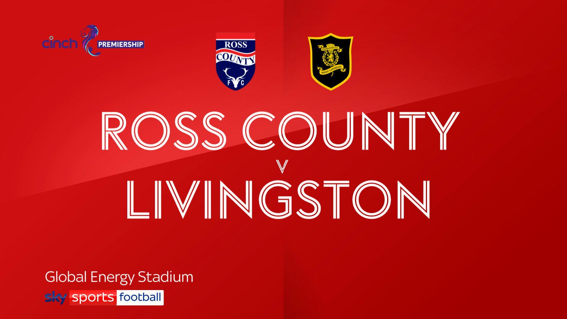 Ross County 2-3 Livingston