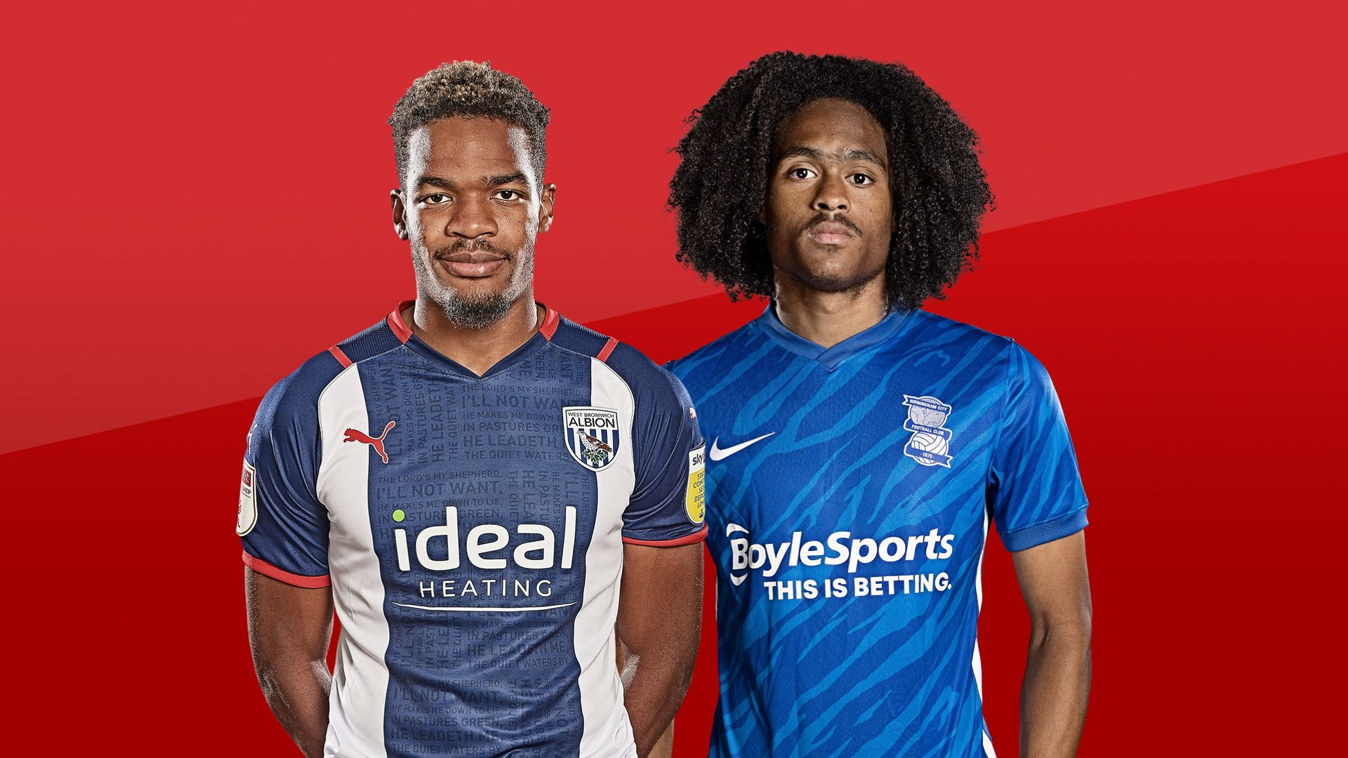 Live on Sky: West Brom vs Birmingham