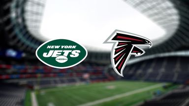 Image from NFL London: Meet the New York Jets and Atlanta Falcons