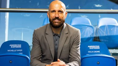 Image from Bruno flourishing ahead of Pep Guardiola reunion as Brighton coach under Graham Potter