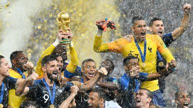 FIFA to arrange December summit to discuss biennial World Cup