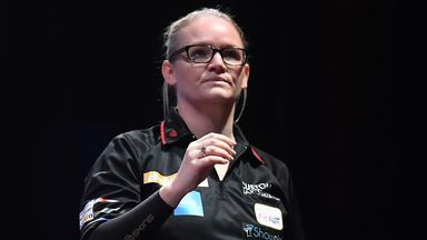 Laura Turner is among 70 female players who will be in action across two days and six events as the PDC Women's Series reaches it's conclusion (Getty)