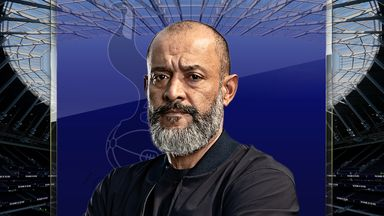Image from Nuno Espirito Santo exclusive interview: Tottenham coach on the highs and lows of his start as he seeks improvement