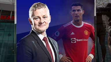 Image from Cristiano Ronaldo is still a Man Utd match-winner but his lack of pressing is a conundrum for Ole Gunnar Solskjaer
